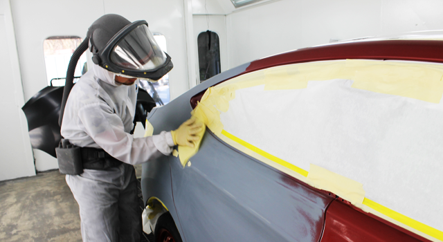 Car Paint Repair | Car Repair Shop | Baltimore Maryland