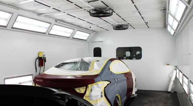 Car Paint Shop | Car Paint Repair | Baltimore Maryland