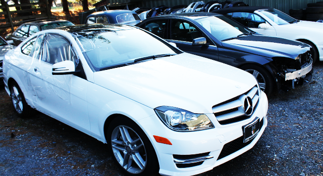 Mercedes Auto Body | Mercedes Collision | Mercedes Benz Shop | Baltimore Maryland