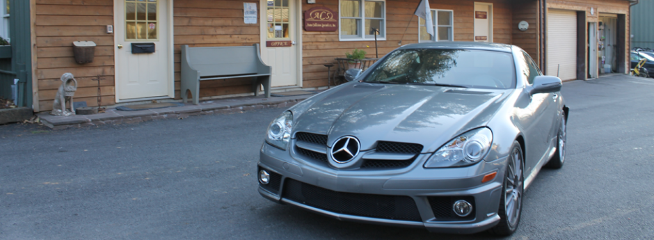 Collision repair baltimore auto body shop baltimore md for Authorized mercedes benz mechanic