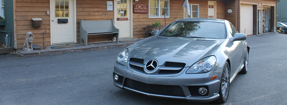 certified mercedes body shop in reisterstown baltimore md