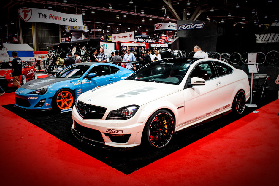 Mercedes Benz Repair Washington Dc >> Mercedes-Benz at SEMA 2012 | Mercedes-Benz Repair Baltimore Maryland
