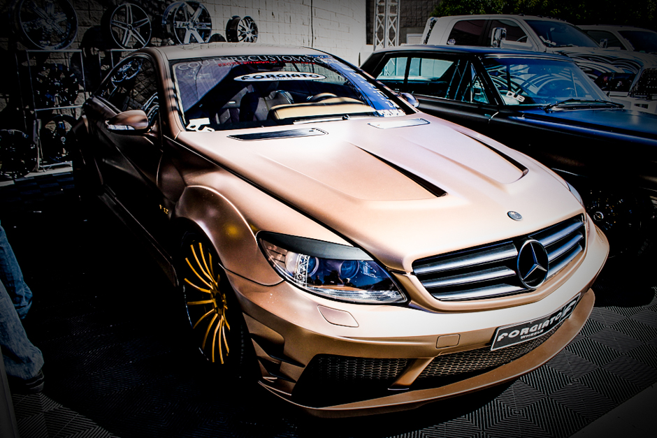 Mercedes Benz Repair Washington Dc >> Mercedes Benz At Sema Sema 2012 Photo Gallery Aftermarket