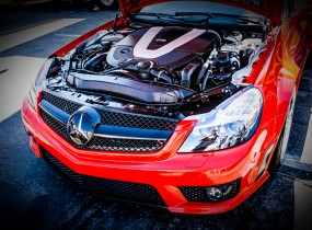 Mercedes-Benz at SEMA | SEMA 2012 Photo Gallery | Mercedes-Benz Repair | Collision Repair Baltimore Maryland | Auto Body Baltimore | Auto body shop Baltimore (1 of 15)