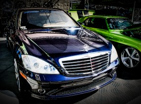 Mercedes-Benz at SEMA | SEMA 2012 Photo Gallery | Mercedes-Benz Repair | Collision Repair Baltimore Maryland | Auto Body Baltimore | Auto body shop Baltimore (11 of 15)