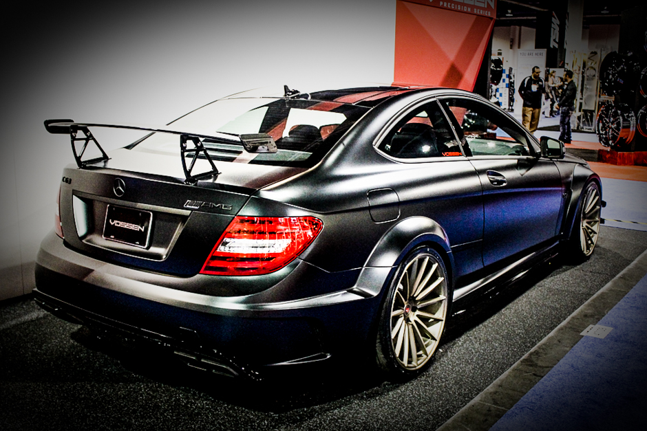 Mercedes benz at sema 2012 mercedes benz repair for Mercedes benz of germantown md