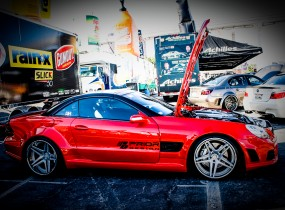 Mercedes-Benz at SEMA | SEMA 2012 Photo Gallery | Mercedes-Benz Repair | Collision Repair Baltimore Maryland | Auto Body Baltimore | Auto body shop Baltimore (4 of 15)