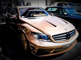 Mercedes-Benz at SEMA | SEMA 2012 Photo Gallery | Mercedes-Benz Repair | Collision Repair Baltimore Maryland | Auto Body Baltimore | Auto body shop Baltimore (7 of 15)
