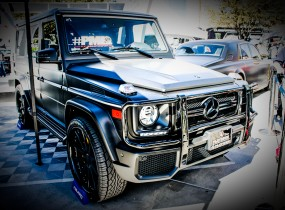 Mercedes-Benz at SEMA | SEMA 2012 Photo Gallery | Mercedes-Benz Repair | Collision Repair Baltimore Maryland | Auto Body Baltimore | Auto body shop Baltimore (9 of 15)