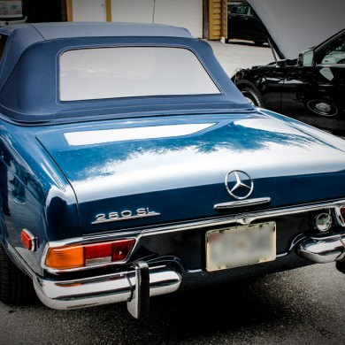 Mercedes-Benz 280SL | Mercedes-Benz Repair Maryland | Mercedes-Benz Club of America | Collision Repair Baltimore Maryland | Auto Body Shop Baltimore Maryland | Car Accident Repair Baltimore Maryland | Mercedes-Benz Certified Collision Center (2 of 11)