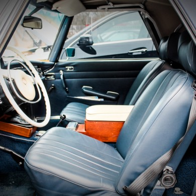 Mercedes-Benz 280SL | Mercedes-Benz Repair Maryland | Mercedes-Benz Club of America | Collision Repair Baltimore Maryland | Auto Body Shop Baltimore Maryland | Car Accident Repair Baltimore Maryland | Mercedes-Benz Certified Collision Center (2 of 2)
