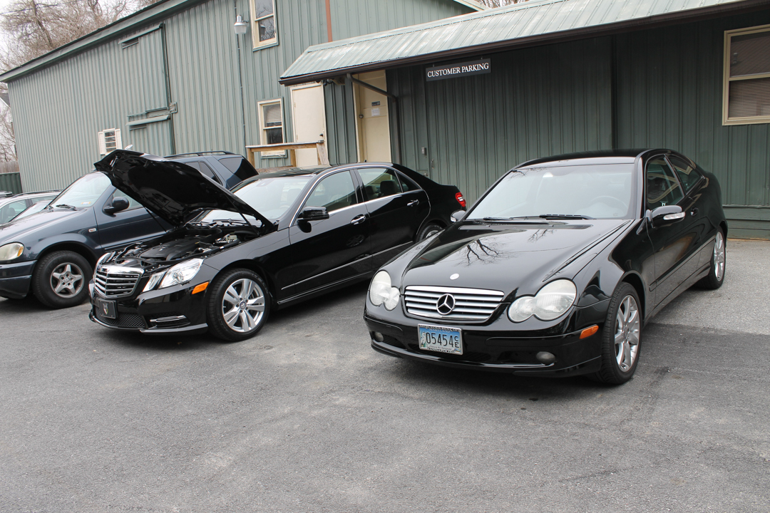 Mercedes benz repair maryland mercedes benz club of for Mercedes benz auto body shop