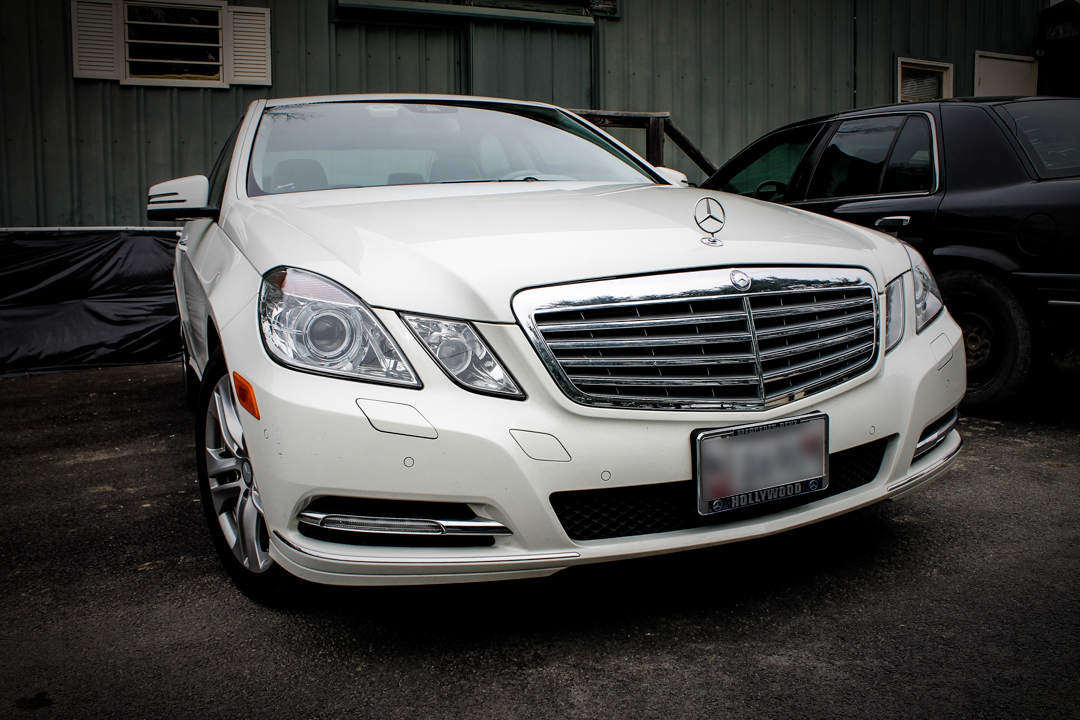 Mercedes collision for Mercedes benz auto body shop