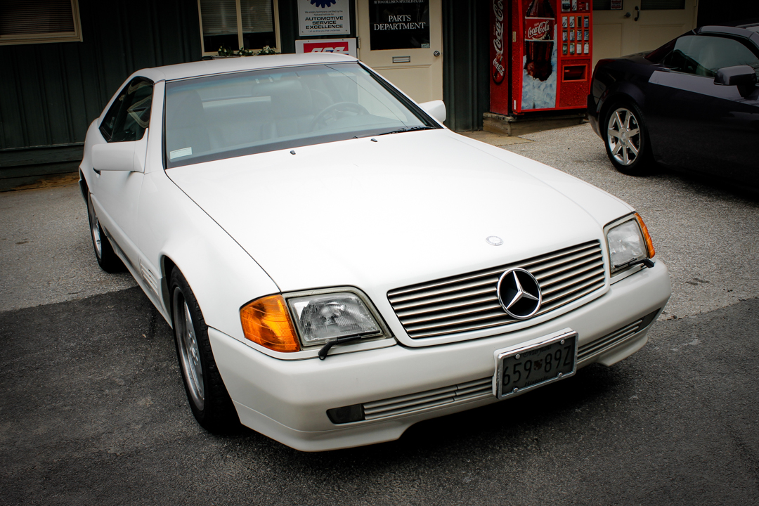 Mercedes benz repair maryland mercedes benz club of for Authorized mercedes benz mechanic