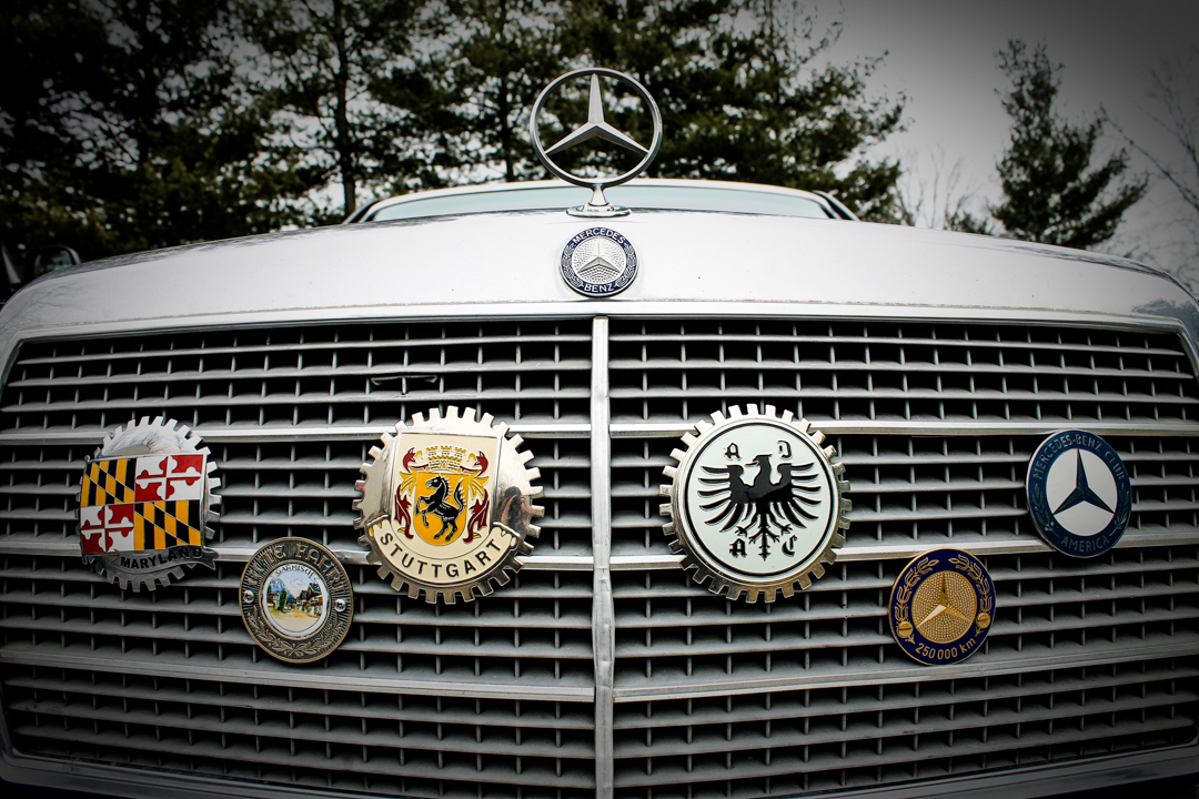 Colorful maryland classic auto crest classic cars ideas for Mercedes benz restoration center