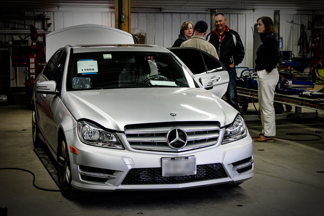 Mercedes benz elite certification for aluminum structural for Mercedes benz club of america