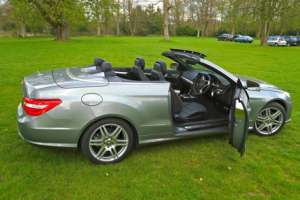 Mercedes-Benz Body Shop Baltimore | Mercedes-Benz E Class Cabriolet