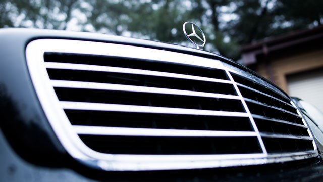 10 years of certified mercedes repair for Mercedes benz certified body shop