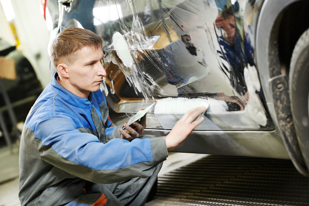 certified collision repair shop auto collision specialists