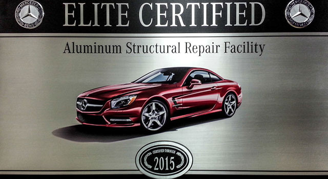Awards and associations for Mercedes benz certified mechanic