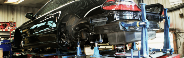 Celette | Auto Collision Center | Mercedes Body Shop
