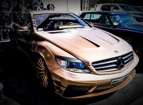 Mercedes-Benz at SEMA | SEMA 2012 Photo Gallery | Mercedes-Benz Repair | Collision Repair Baltimore Maryland | Auto Body Baltimore | Auto body shop Baltimore (7 of 15)