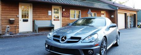 Mercedes Body Shop Baltimore | Car Service Baltimore | Collision Repair Shops | Car Accident Repairs