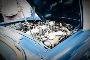 Mercedes-Benz 280SL | Mercedes-Benz Repair Maryland | Mercedes-Benz Club of America | Collision Repair Baltimore Maryland | Auto Body Shop Baltimore Maryland | Car Accident Repair Baltimore Maryland | Mercedes-Benz Certified Collision Center (6 of 11)