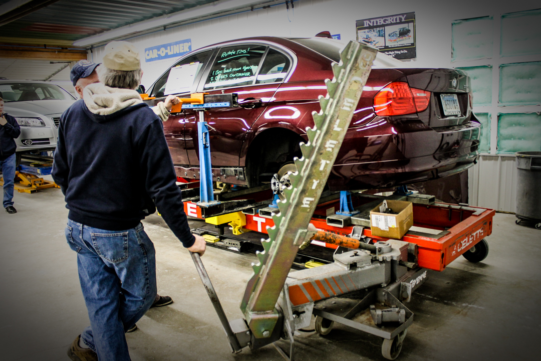 Mercedes-Benz Paint and Body Work Open House | Celette