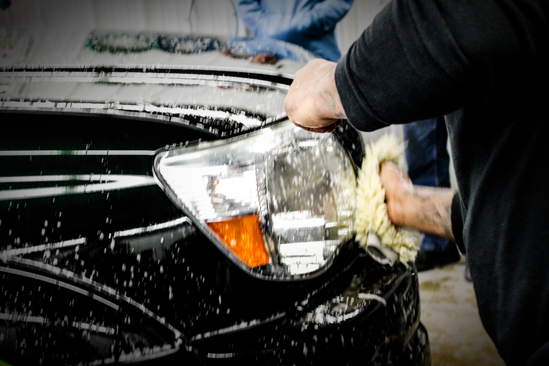 Mercedes-Benz Club of America Open House   Auto Detailing