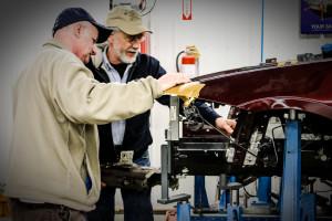 Mercedes-Benz Repair | Mercedes-Benz Body Shop Baltimore Maryland | Mercedes-Benz Club of America | Collision Repair Baltimore Maryland | Auto Body Shop Baltimore Maryland (16 of 19)