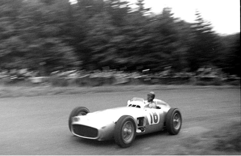 Mercedes W196 Formula One