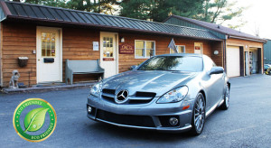 Mercedes Benz Green Body Shop Auto Collison Specialists