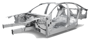 Audi Repair - Aluminum Body Auto Collision Specialists, Baltimore, Maryland