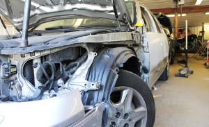 Damaged Lexus, Lexus Repair - Auto Collision Specialists