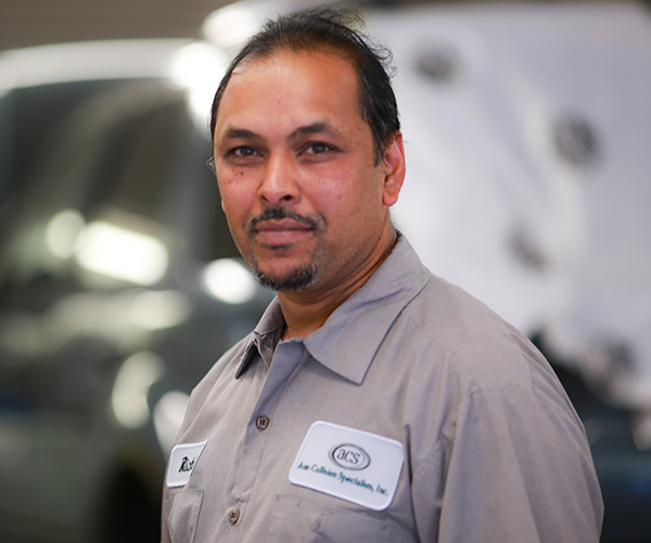 Richie-Madoo-Auto-Collision-Specialists