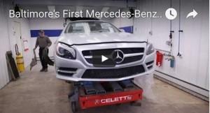 Mercedes Body Shop Baltimore Maryland